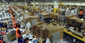 Amazon triplica la logistica in Italia