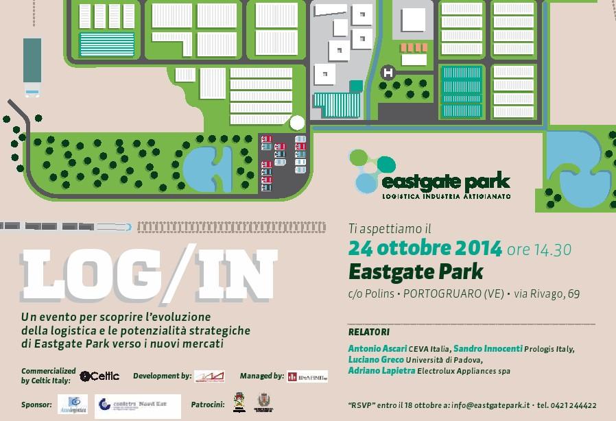 LOG/IN: Eastgate Park si presenta agli operatori